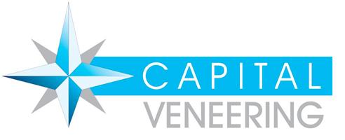 Capital Veneering Logo